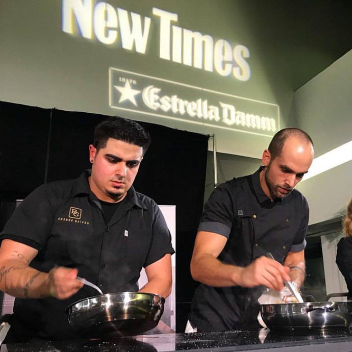 SUNVELLA FryPure High Oleic Sunflower Oil Showcased at the Miami New Times Iron Fork 2017 Culinary Competition and Grand Tasting