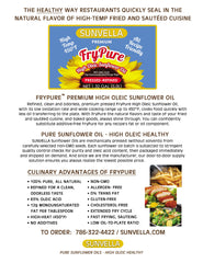 Sunvella Frypure for food service