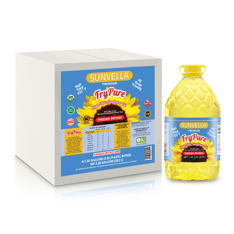 High Oleic Sunflower Oil FryPure