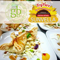 green bar and kitchen sunvella oil
