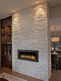 "LED Electric Fireplace Wall Mount : 50"", Wall Mount Electric Fire Place, Touchstone, contemporary LED - Contemporary LED"