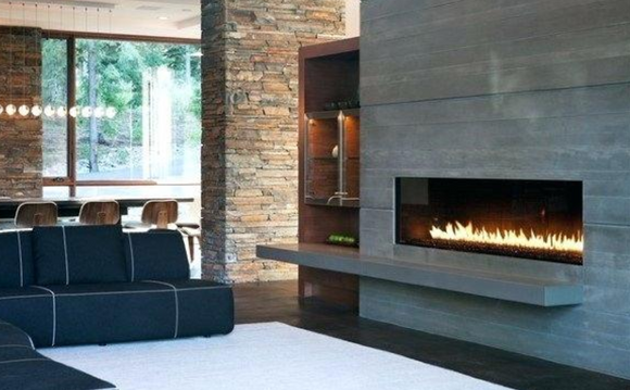 ValueLine Electric Fireplace recessed :50