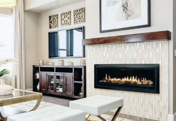 DIY  Electric Fireplace Insert : 60