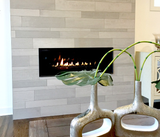 "Electric Fireplace Elite 50"", Wall Mount Electric Fire Place, Touchstone, contemporary LED - Contemporary LED"