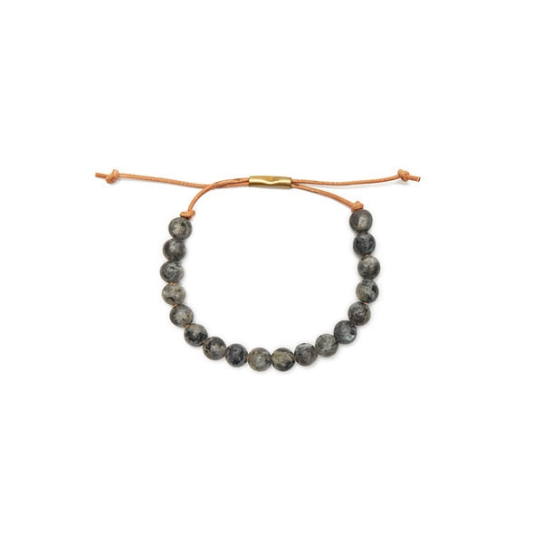 Son of a Sailor Shirin Bracelet in Labradorite Gemstone
