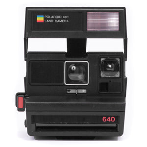 Polaroid Originals 600 Camera 640 Land Camera