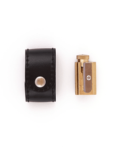 Brass Adjustable Pencil Sharpener