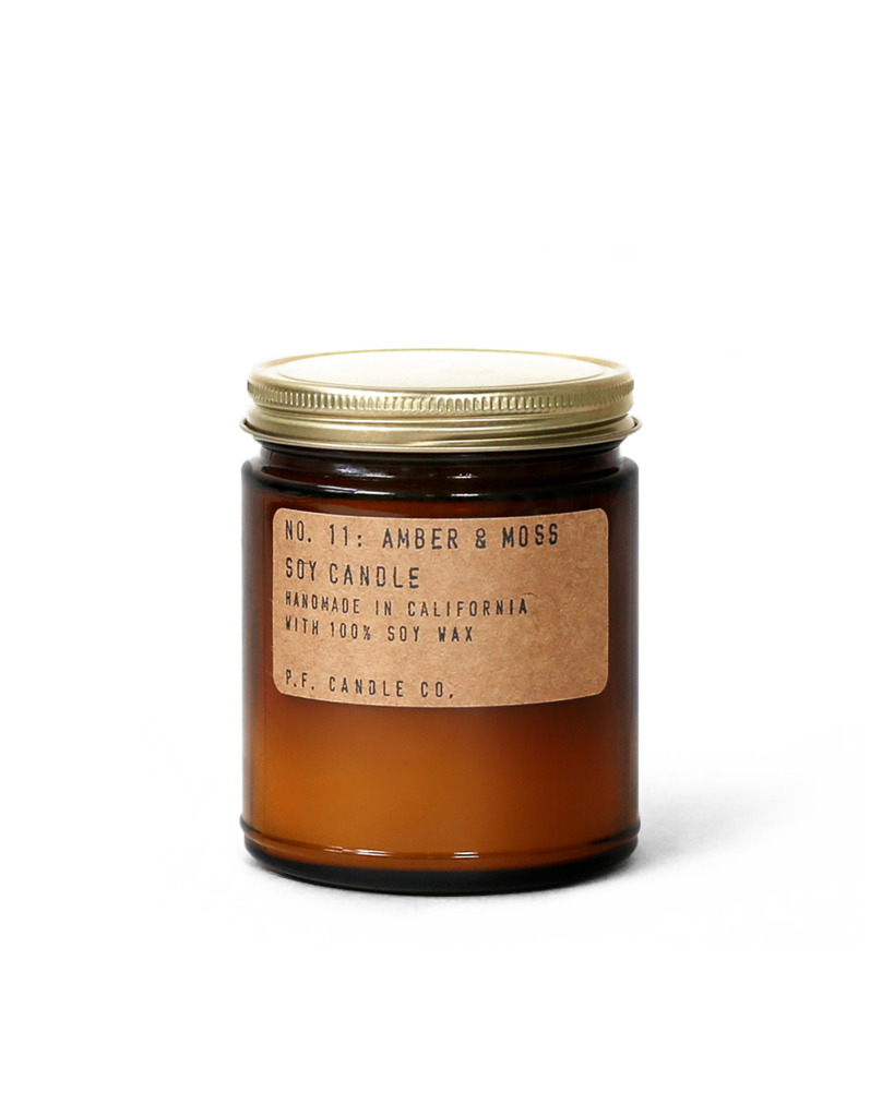 PF Candle Co no.11 AMBER & MOSS