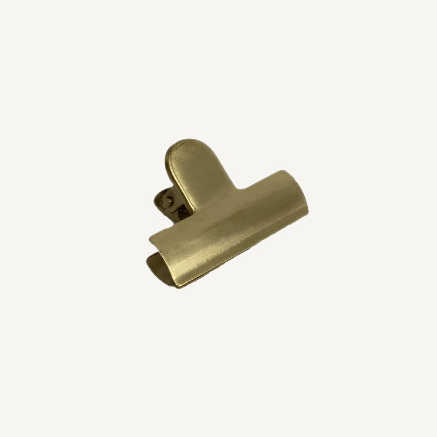 Large Brass Clip