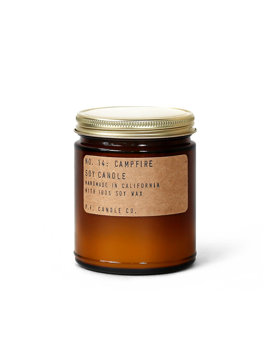 PF Candle Co no.04 CAMPFIRE
