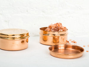 Copper Container