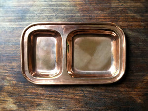 Copper Dish