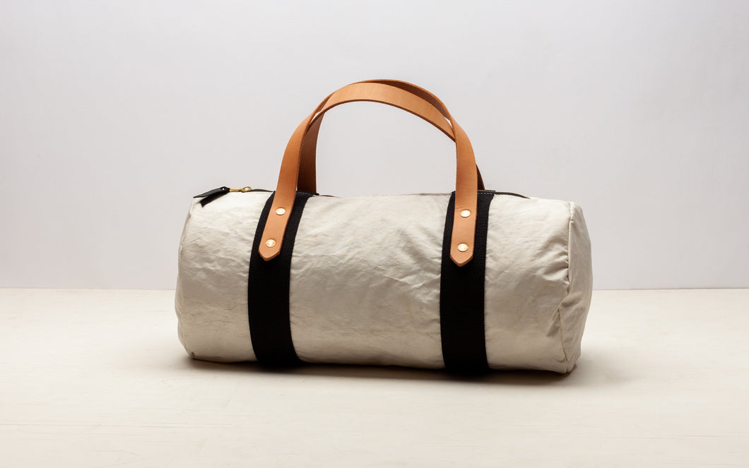 Joshu + Vela Small Duffle in Sailcloth
