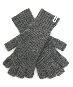American Trench Cashmere Fingerless Gloves