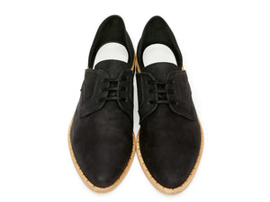 Freda Salvador Wit D'Orsay Oxford Black