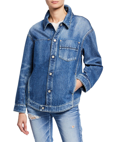 Moussy Vintage Homewood Craftsman Jacket