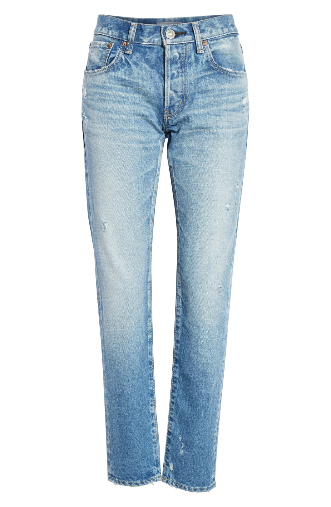 Moussy Vintage Magee Tapered Denim