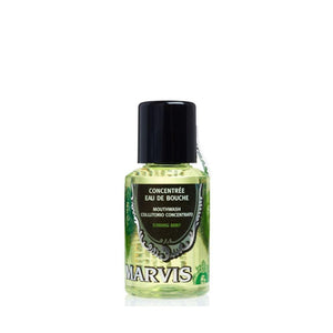 Marvis Mouthwash Strong Mint Travel Size