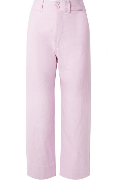 Apiece Apart Merida Pant in Lilac