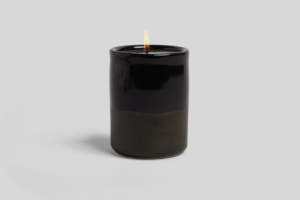 Norden Ceramic Candle Monhegan
