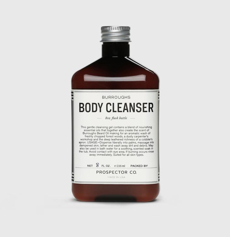 Prospector & Co Burroughs Body Cleanser