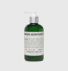 Prospector Co. Wormwood Absinthium Cream