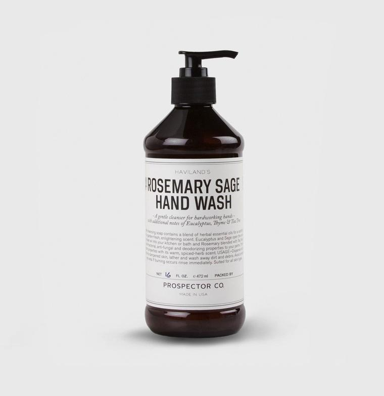 Prospector & Co Rosemary Sage Hand Wash