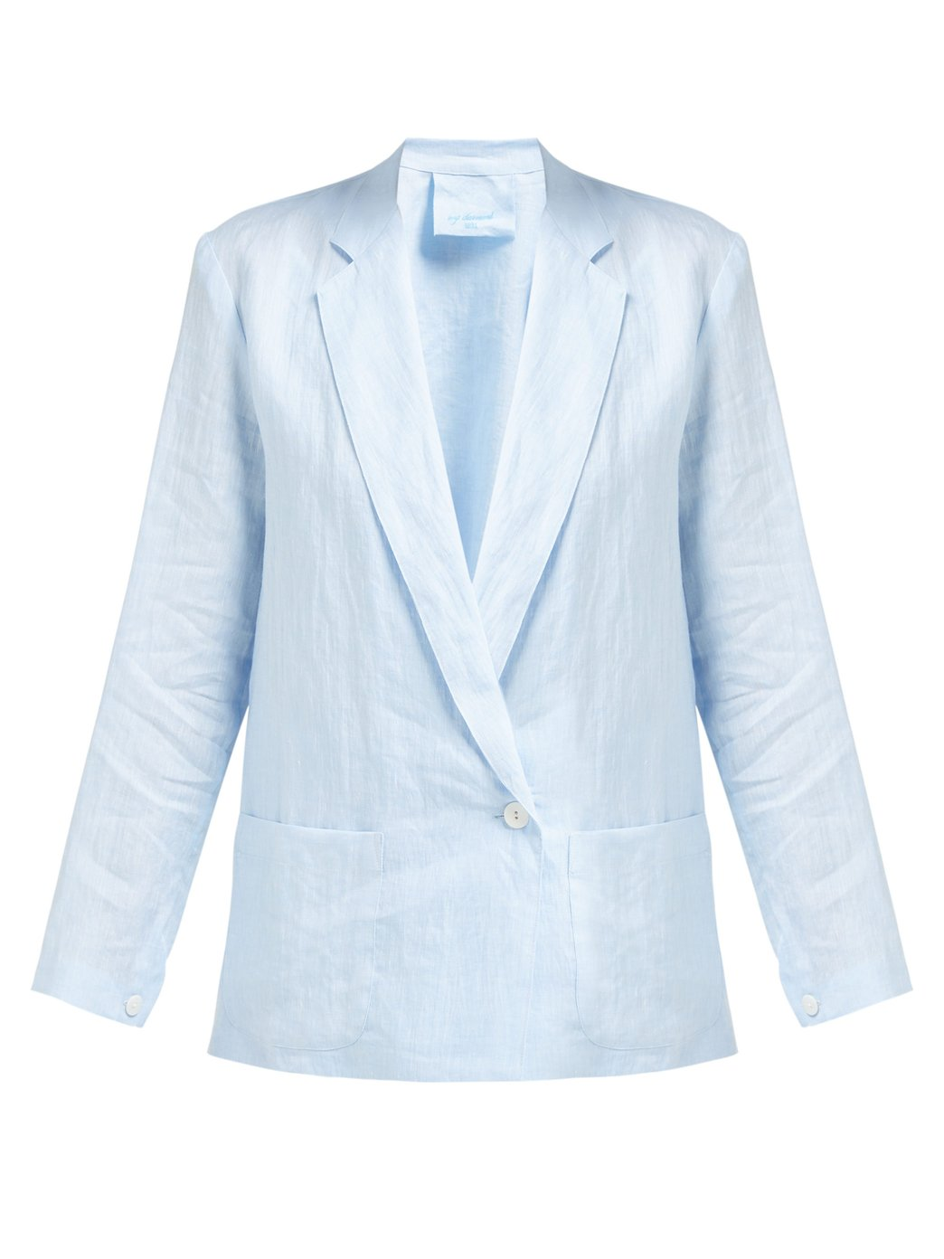 Loup Charmant Saint-Denis Blazer in Baby Blue