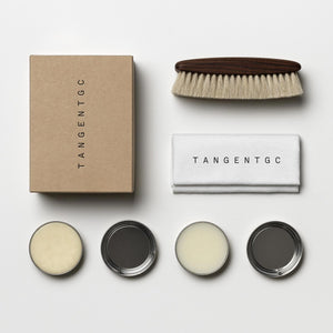 Tangent Garment Care Shoe Care Kit