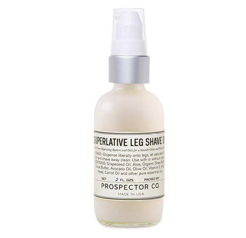 Prospector Co. Superlative Leg Shave Oil