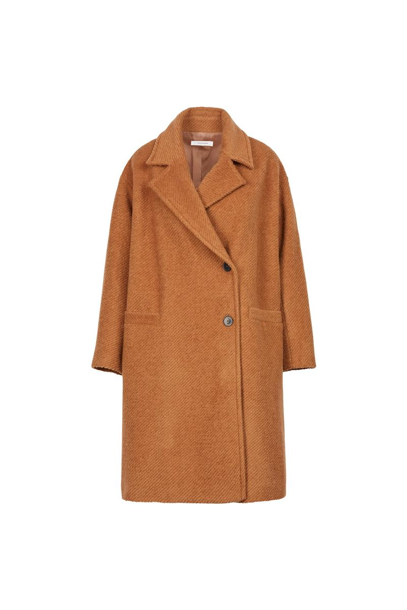 Pomandère Wool Coat