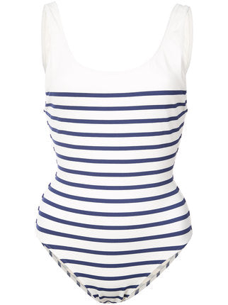Solid & Striped the Anne-Marie Navy Breton