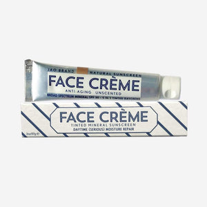Jao Face Crème Tinted Sunscreen