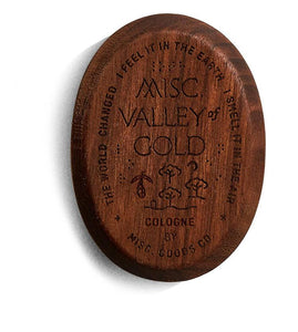 Misc Goods Co. Valley of Gold Solid Cologne