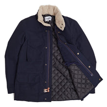 Corridor NYC Winterized M65 Jacket in Navy