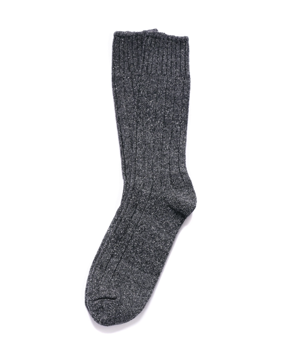 American Trench Wool Silk Boot Sock