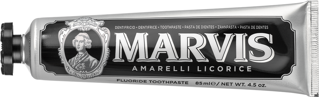 Marvis Amarelli Licorice Toothpaste