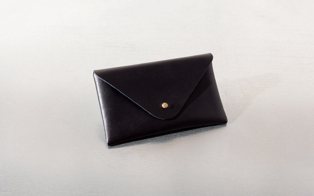 Joshu + Vela Leather Envelope