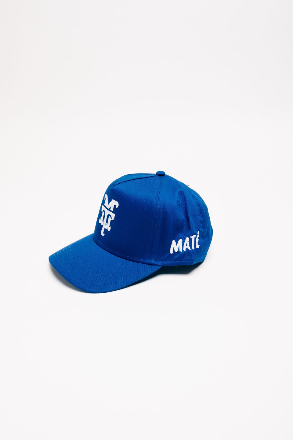 Home Team - Retro Golfer Snap Back - Royal
