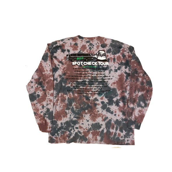1 Of 1 - Spot Check - Emersin Edition Dye - Long Sleeve - XLarge