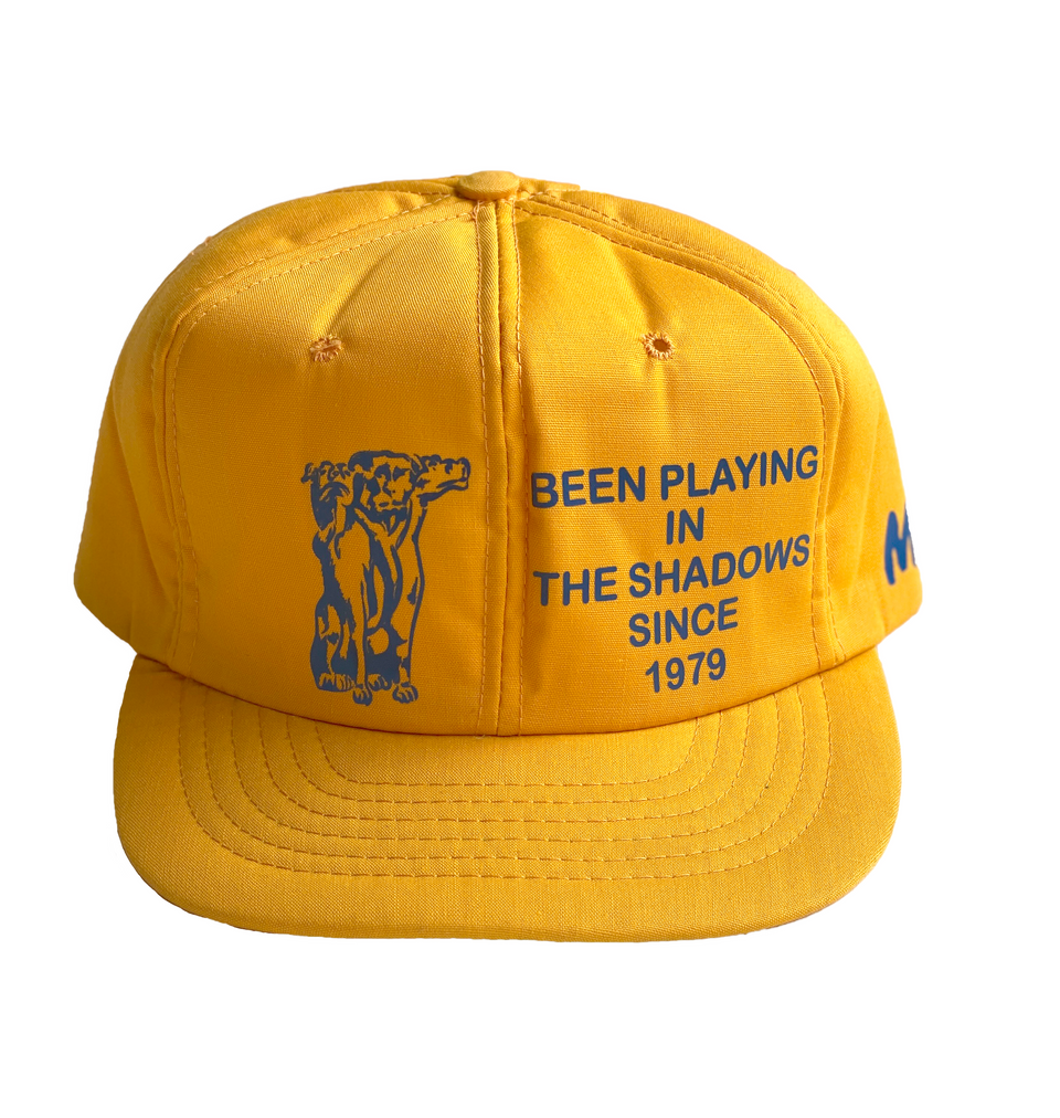 Hell Hounds- Foam SnapBack - Yellow