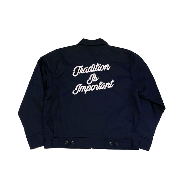 McGee Tradition Dickies Union Jacket - Navy