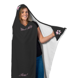 Kitty Hooded Blankie