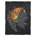 Bat Fleece Blanket