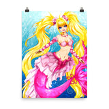Luchia Nanami Mermaid Melody Pichi Pichi Pitch