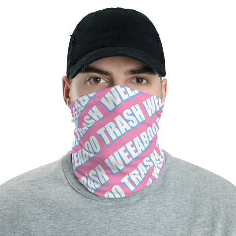 Weeaboo Trash Corona Virus Mask/Headband