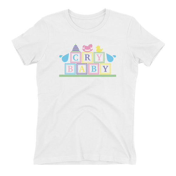 Cry Baby Women's t-shirt
