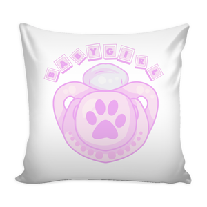 Lavender Paci Pillowcase