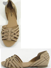Natural Colored Scoria Sandal
