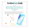 Makeup Removing Oil – Fashion Pulse Daily